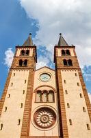 Würzburger Dom – Dom St. Kilian zu Würzburg, Unterfranken in Bayern