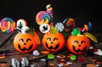 Suessigkeiten zu Halloween