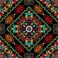 Hungarian embroidery pattern 32