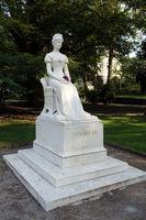 Denkmal an Elisabeth von Österreich-Ungarn, österreichische Kaiserin, genannt Sissi