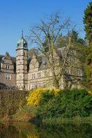 Schloss Haemelschenburg,Weserbergland,Niedersachsen,Deutschland