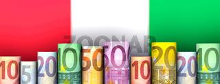 Italien und Geld