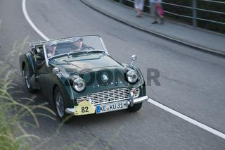 Südtirol Classic Cars_TRIUMPH TR 3 B