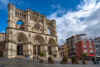 Santa Maria and San Julian Cathedral of Cuenca, Spain.