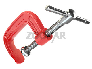 C-clamp hand vise.
