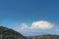 Volcano in Mexico
