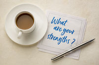 what are your strengths question
