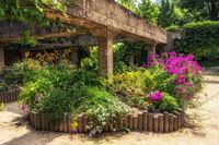 Seoul forest gallery garden