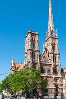 Argentina Cordoba sacred heart of Gesu church