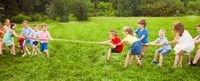 Outdoor activities for preschoolers in summer time