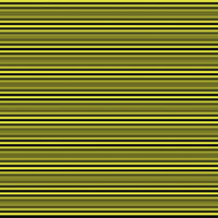Horizontal stripes in black and yellow