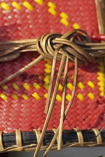 cap Close-up of Tutsa sub tribe