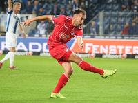 deutscher Fussballer Furkan Kircicek  Türkgücü München DFB 3.Liga Saison 2020-21