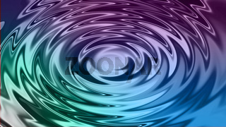 Abstract background image simulating circles on water
