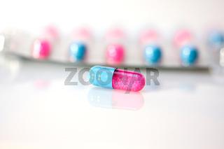 Verschreibungspflichtige Pillen