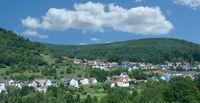 ,Heimbuchenthal im Spessart,Bayern,Deutschland