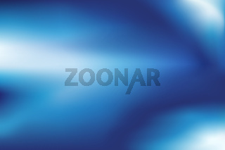 horizontal wide multicolored blurred background. Blue sea neon colors blurred background vector
