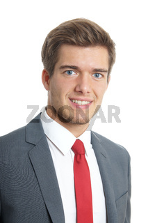 young man wearing suit and tie