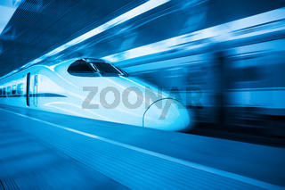 china railway highspeed train