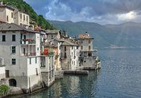 Brienno,Comer See,Lombardei,Italien
