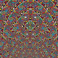 Tribal decorative design 5