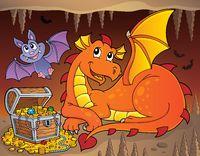 Lying dragon theme image 4