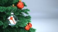Christmas Tree Bauble Coupon