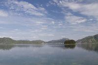 Blick auf den Eiterfjorden