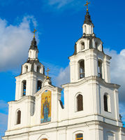 Holy Spirit Cathedral, Minsk oldtown