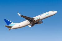 ASL Airlines Boeing 737-800 (BCF) Flugzeug Flughafen Athen in Griechenland