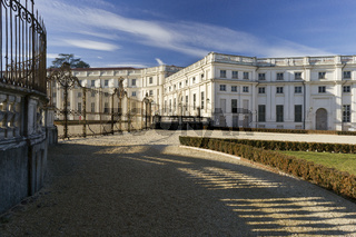 Das barocke Jagdschloss Stupinigi, Turin