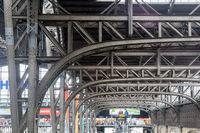 Central Station Hamburg, Germany