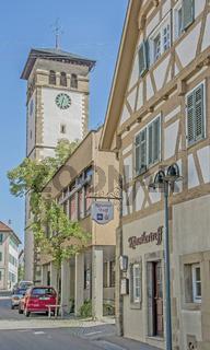 St. Veits- Kirche  Stetten i. Remstal