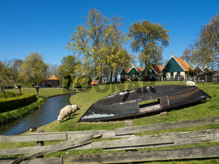 enkhuizen in den niederlanden