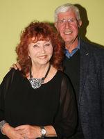 deutsche Schlagersängerin Regina Thoss mit Lebenspartner Hans-Dietrich Gaffrey