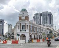 Jinrikisha Station in Singapore