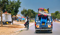 Auf den Straßen von Uganda | On the streets of Uganda