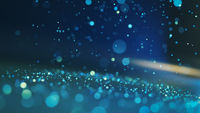sparkling cold glitter background