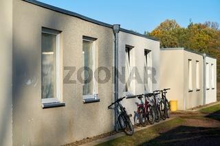 Unterkünfte für Flüchtlinge in Magdeburg