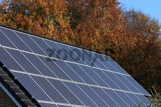 Solardach, Lichtenergie