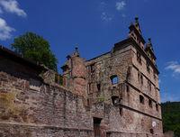 Klosteranlage Hirsau, Schlossruine des Jagdschlosses