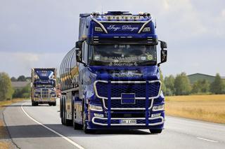 Next Generation Scania S650 Torpedo Dinges Logistics
