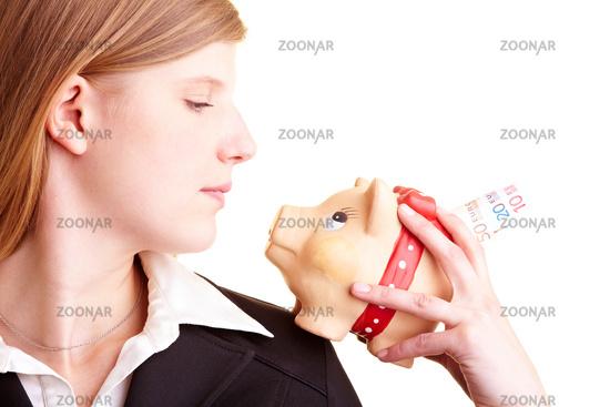 Sparschwein anschauen