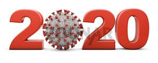2020 and coronavirus covid-19
