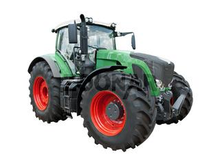 Moderner Traktor