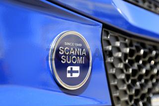 Scania Suomi 70 Years Anniversary, Transport-Logistics 2019