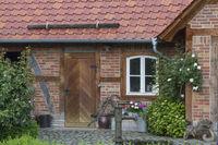 Hausidylle in Sachsen-Anhalt