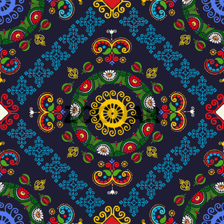 Hungarian embroidery pattern 25