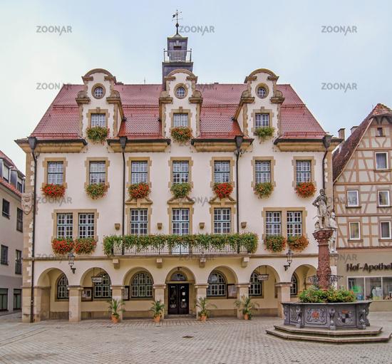 Rathaus Sigmaringen