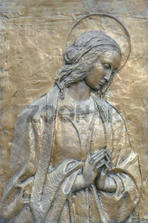 Relief of Our Lady